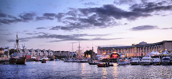 Wedding Bristol Harbour