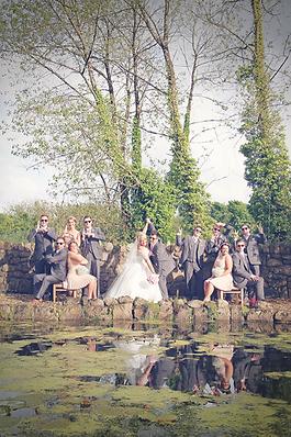 wedding band King Arthur Hotel