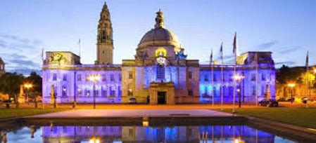 City Hall Cardiff Wedding Venue
