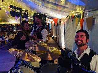 Wedding Band Cardiff - September 2016