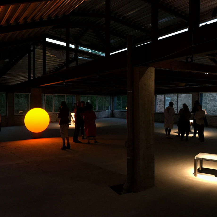 personal sunset 1.0 lamp exhibition.jpg