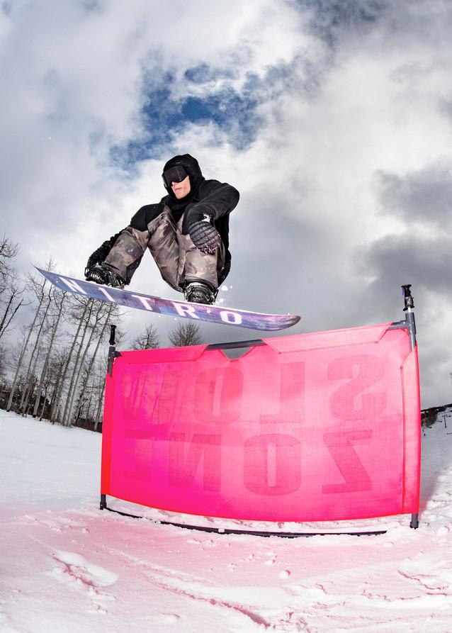Ludvig Billtoft hopping signs