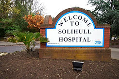 Trevor Larence Hip & Knee surgeon - Solihull NHS Hospital