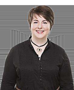 Melanie Buchert, Diplom-Lebensmittelchemikerin