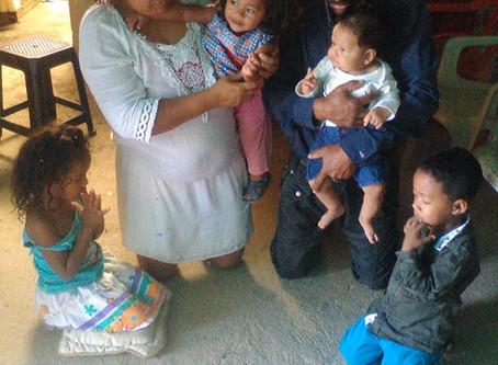 """Los niños de Asocentral se unen para """"Compartir Esperanza"""""""