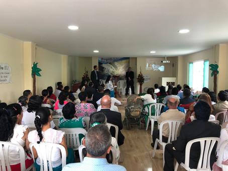Organización de la Iglesia Maranata, Tuluá