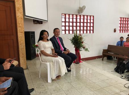 Ceremonia de Ordenación al Ministerio Pastoral.
