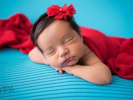 Ensaio Newborn Rafaella