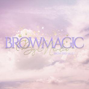 BrowMagicMainLogoCloudBackground.jpg