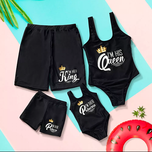 Family Set Swimsuits