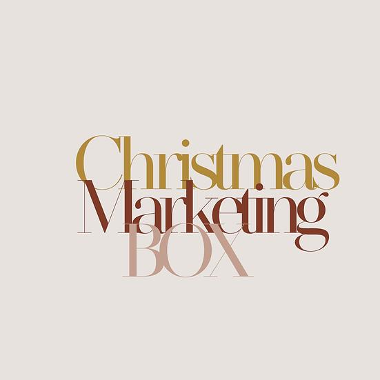 Christmas Holiday Box