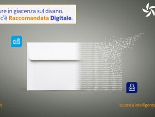 Raccomandata digitale, adesso si può fare davvero tutto online.