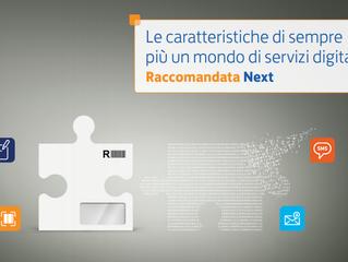 Raccomandata Next: la raccomandata con prova di consegna in 24h.