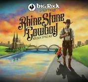 Rhine Stone Bottle Label