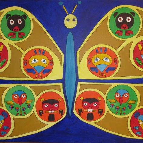 Vlindersymbolen