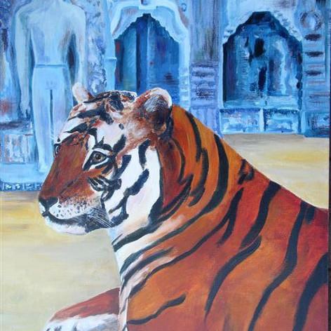 Indische tijger
