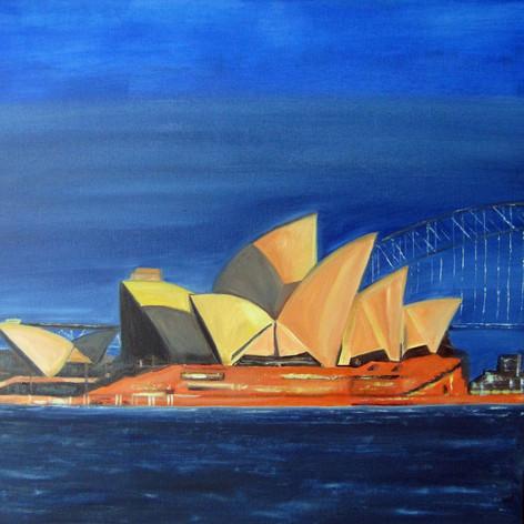 Opera Hous Sidny