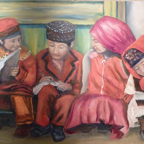 Tadzjiekse kinderen