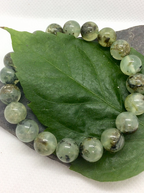 Phrenite Bracelet