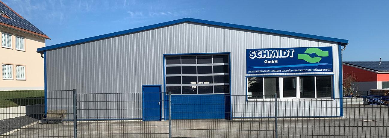 Firmensitz Schmidt Gmbh Schwandorf Wackersdorf Klardorf