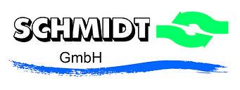 Schmidt GmbH Logo | Gas | Wasser | Heizung | Sanitär | Rohrleitungsbau | Bäder | Klima | Wohnraumbelüftung