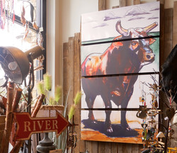 Wall decor and art - the715 Hudson