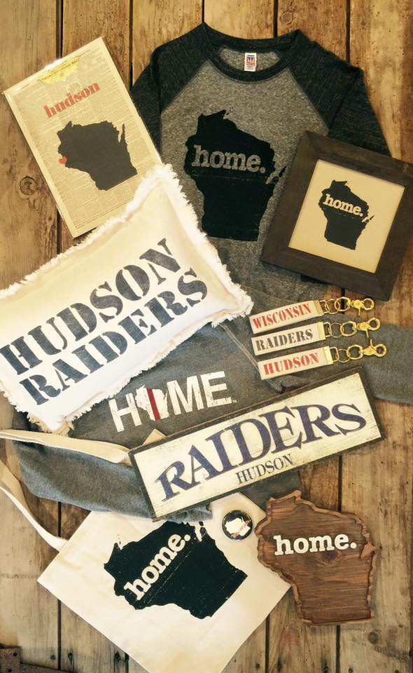WI Accessories and MN State Ware - the715 Hudson
