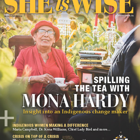 She Is Wise Magazine explores insights in newest edition