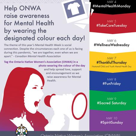#GetReal for Mental Health Week