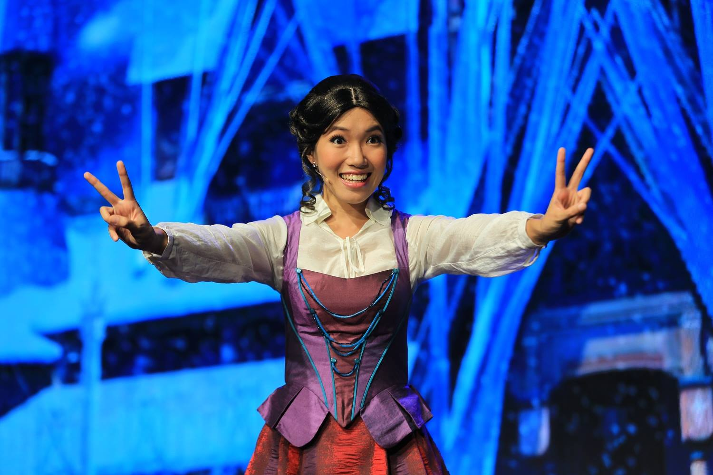 Frozen (Disneyland HK)