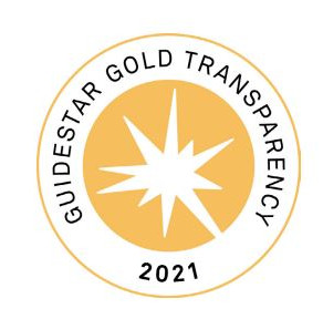 We are Very Honored to Receive Guidestar Gold Status!