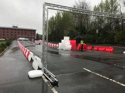 Halfords Soapbox Cart Race