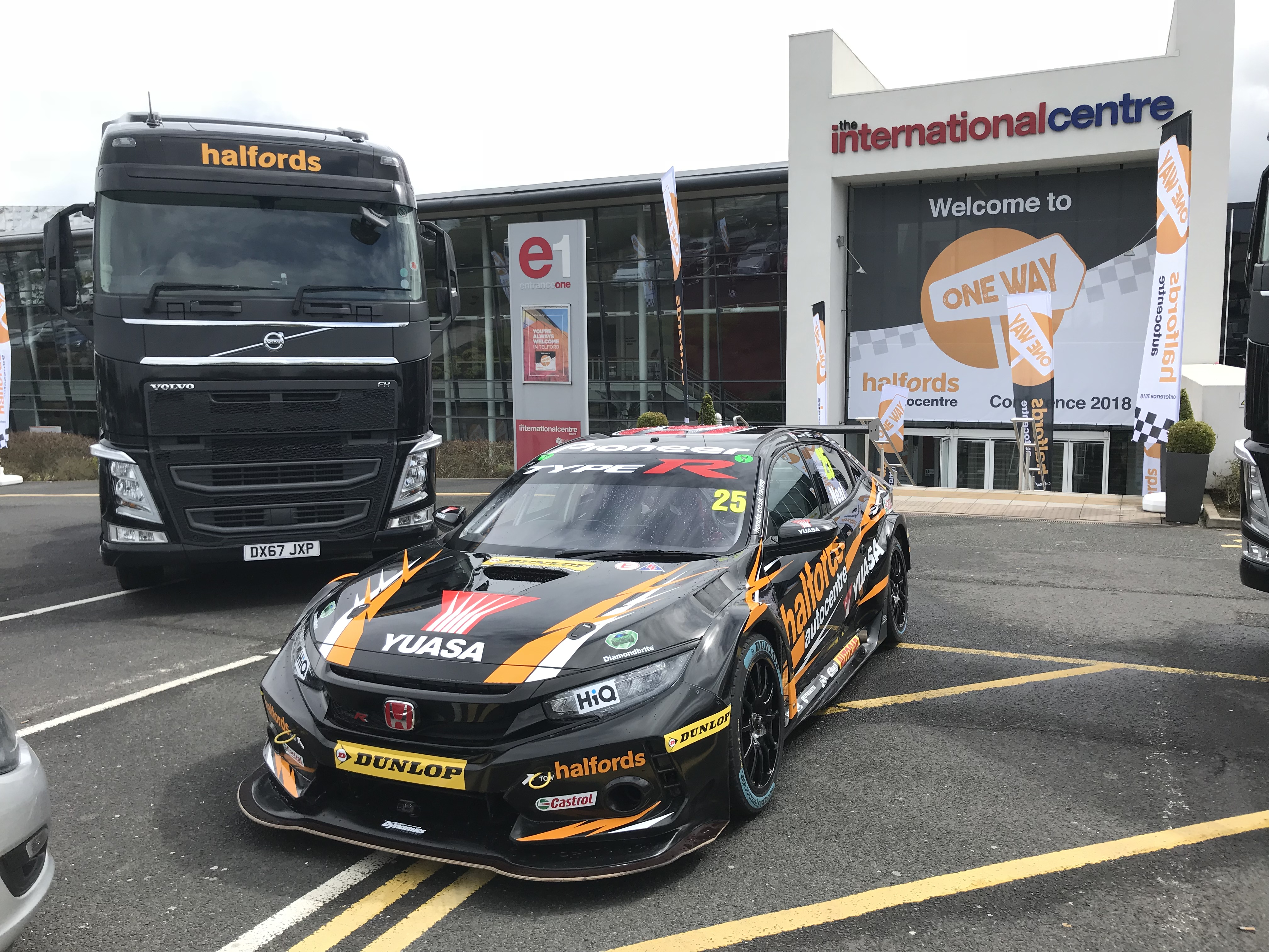 Spiderzone BTCC Touring Car