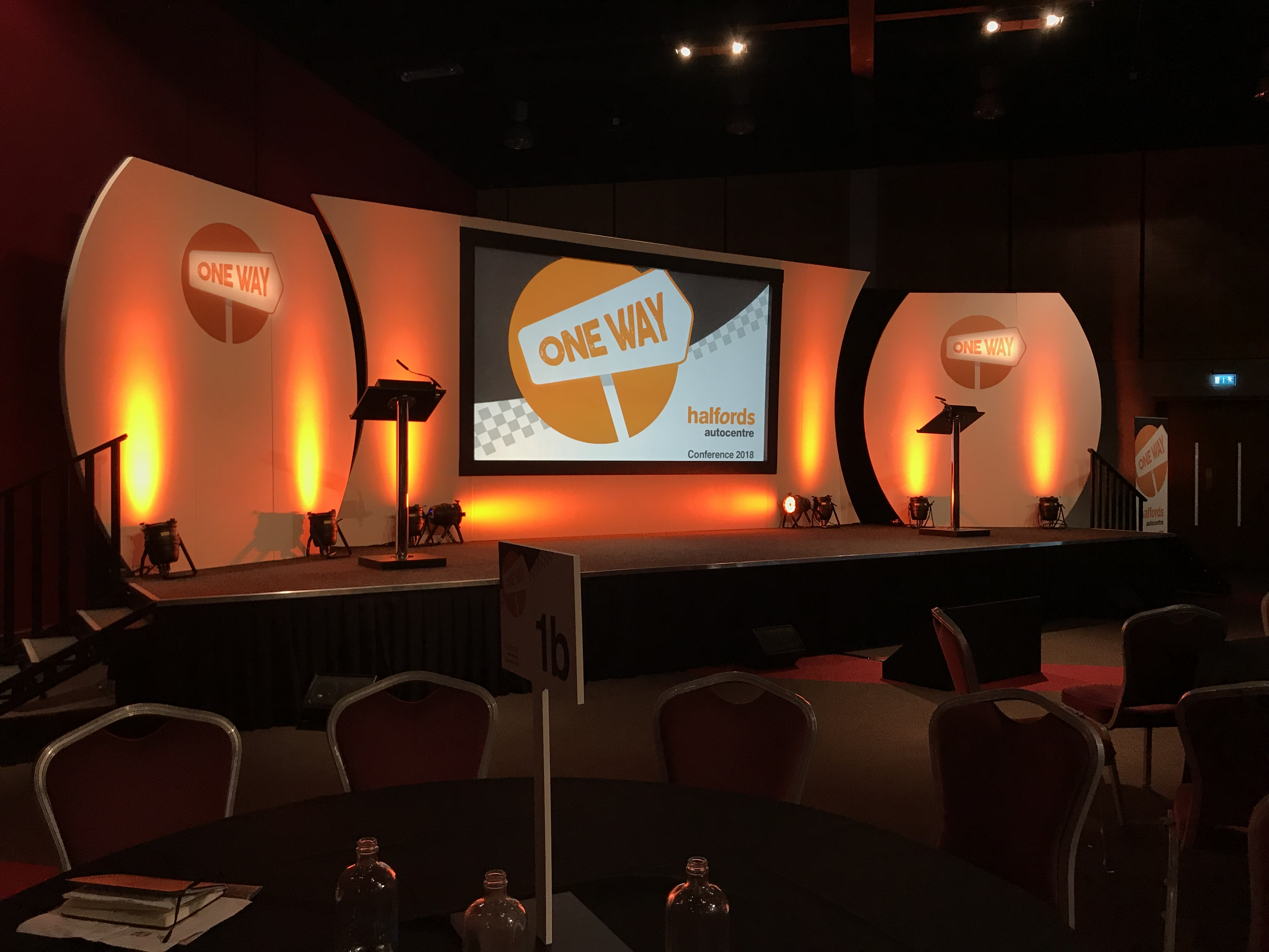 Halfords Spiderzone Conference Set