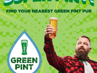 Helping Heineken UK relaunch Green Pint!