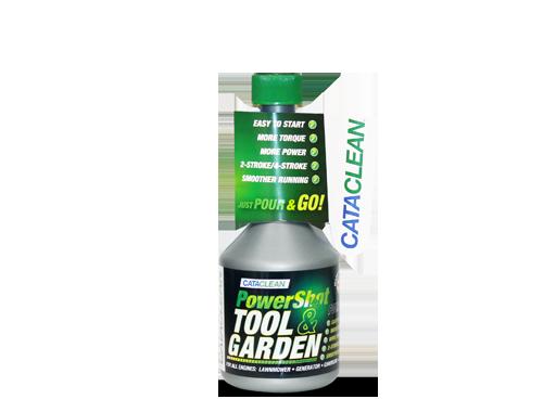 Cataclean PowerShot Tool & Garden