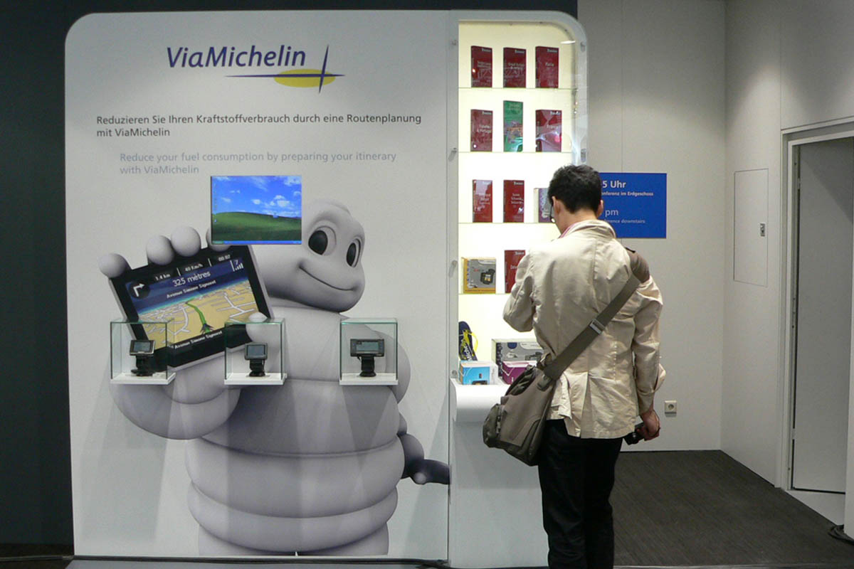 ViaMIchelin Exhibition