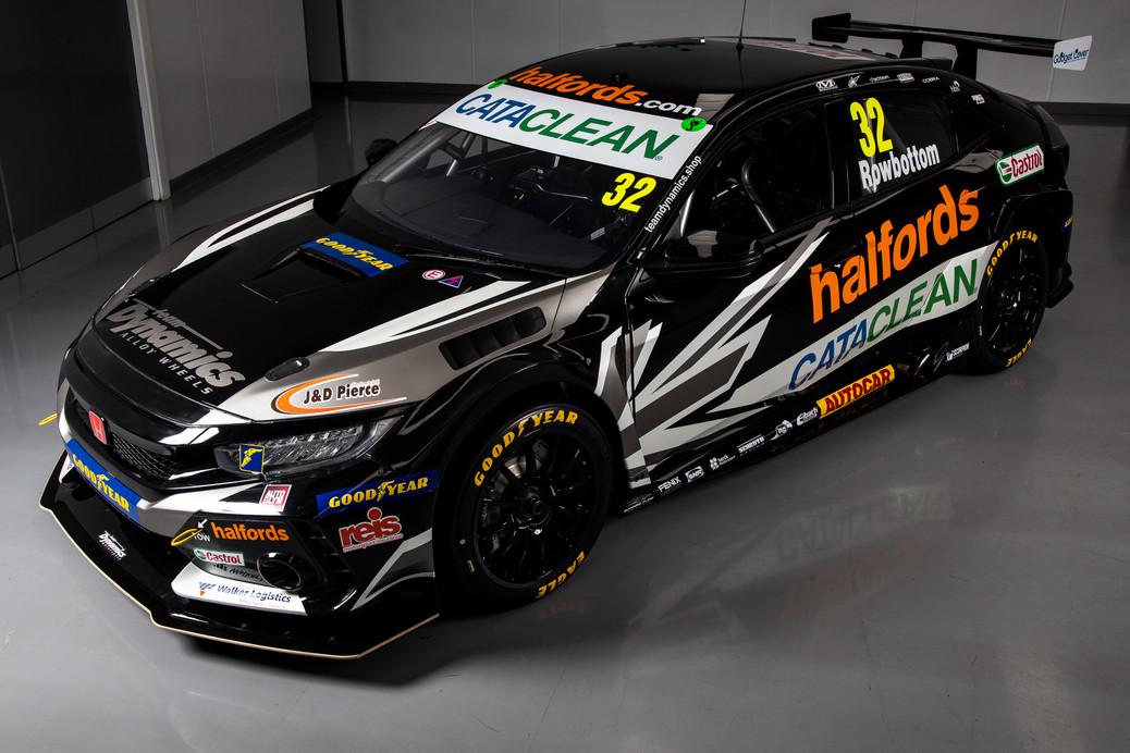 Cataclean 2021 BTCC car launch.jpg