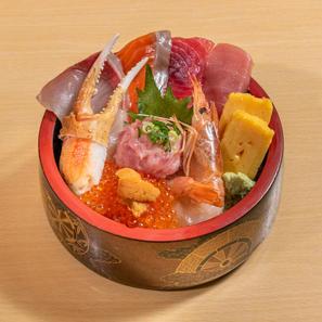極み海鮮丼