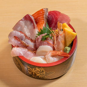炙り金目鯛盛り大漁丼