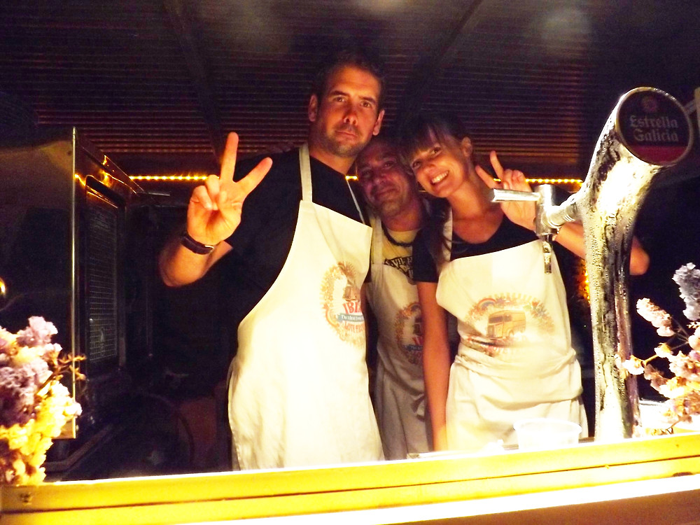 Ibiza Love Truck Crew