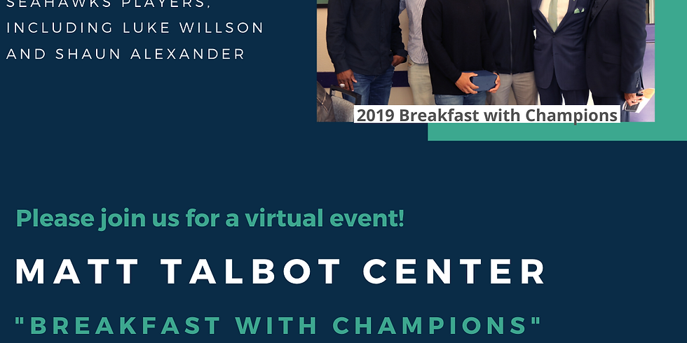 Virtual Breakfast with Champions
