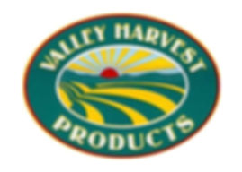 Valley Harvest Products Logo Low Quality