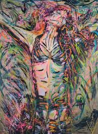THE QUEEN (self-portrait)