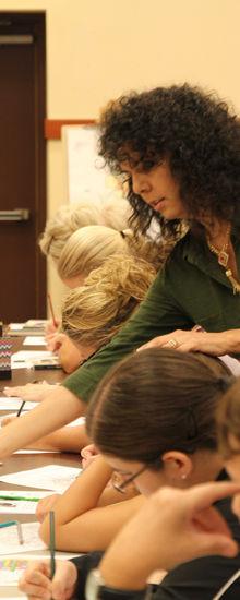 Cher Kaufmann Teaching