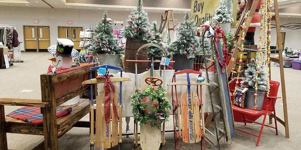 Sleigh Bells Market-Shawnee