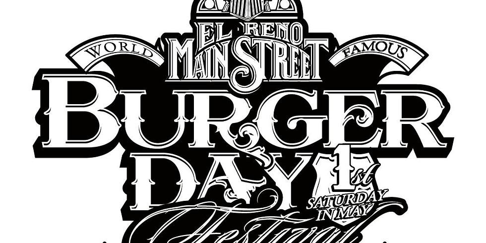 El Reno Burger Day Festivial