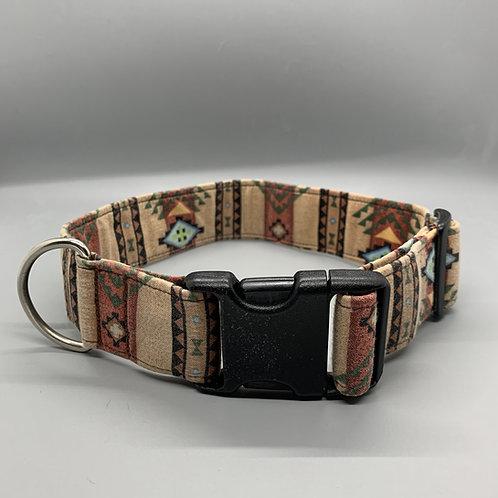 Silver Hound Co Aztec Collar