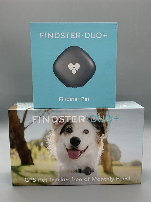 Findster Duo+ 2 dog GPS Tracking system