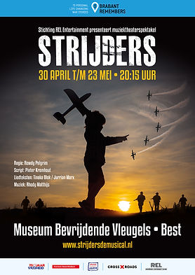 Poster Strijders